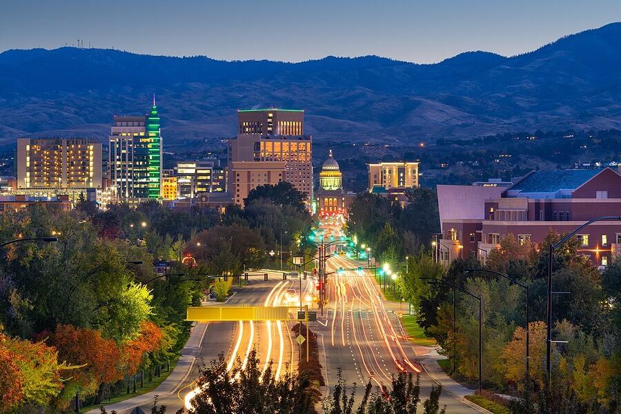 Boise, Idaho real estate