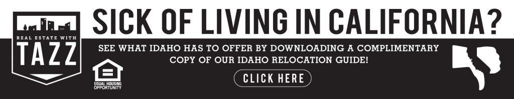 Idaho Relocation Guide - California