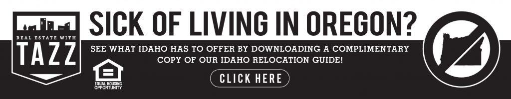 Idaho Relocation Guide - Oregon
