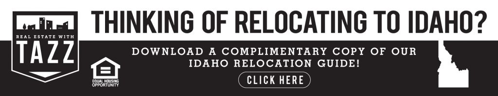 Relocate to Idaho
