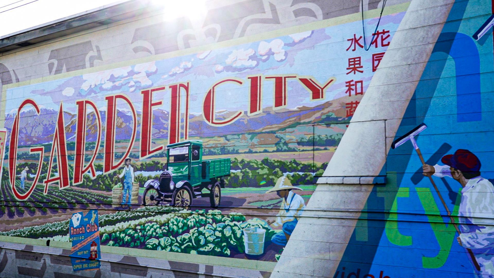 Move to Garden City