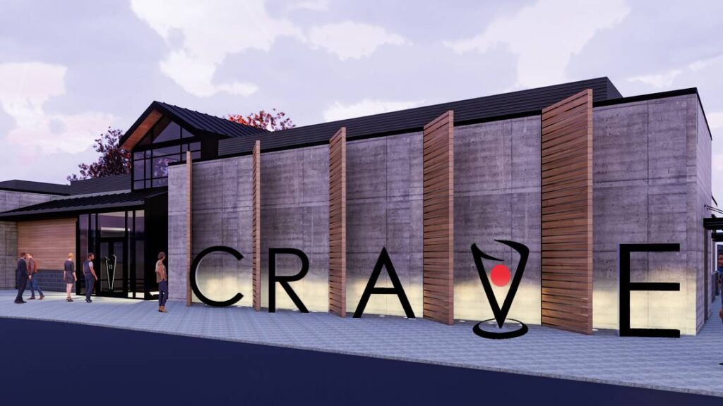 Crave Kitchen and Bar